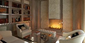 Квартира в стиле денди: дизайнер Виктория Кручинина