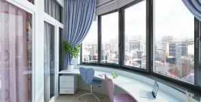 Как обустроить балкон: 6 вариантов