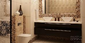Удобно и красиво: как правильно хранить вещи в ванной комнате
