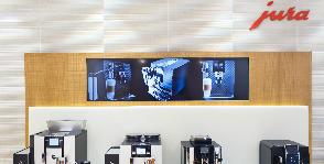 Jura открывает первый Jura Store в Москве