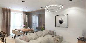 Дизайн трехкомнатной квартиры: как грамотно использовать площадь