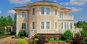 Строительство экологичных домов под ключ