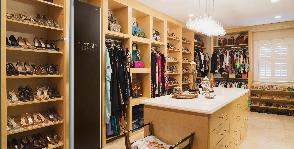 Паровой шкаф LG STYLER – уход за вещами без усилий