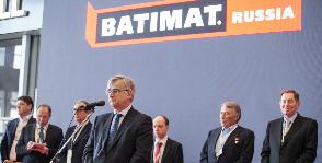 Павильон Испании на Batimat Russian - 2018