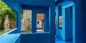 """Выставка """"Мультиформы: Отклонения между пространством и временем"""" в Венеции"""