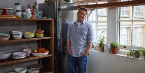 Hotpoint и Джейми Оливер призывают обратить внимание на проблему нерационального использования продуктов
