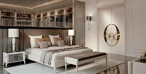 Francesco Pasi раскрывает секреты спальни Ellipse