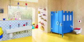 Villeroy & Boch получает награда за дизайн для Antheus и O.novo Kids