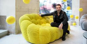 В Москве выступит известный французский дизайнер Sacha Lakic