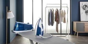 Hotpoint представил новую линейку паровых утюгов и парогенераторов Digi Iron