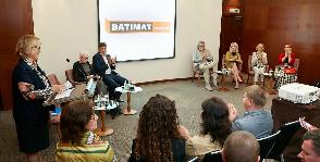 Встреча участников и организаторов BATIMAT RUSSIA