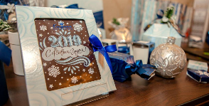 Новая коллекция подарков и последние тренды в индустрии на ShowRoom 2019 компании Конфаэль