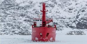 Завершении глобальной миссии «Испытание холодом» Ariston