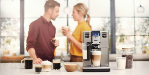 Новая кофемашина Philips 5000 LatteGo