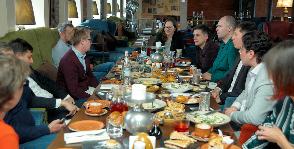 Архитектурный завтрак REHAU. Настоящее и будущее smart-технологий в строительстве