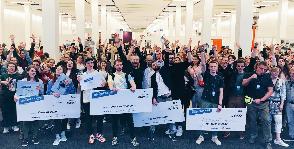 Названы имена победителей третьего конкурса  ROCA ONE DAY DESIGN CHALLENGE