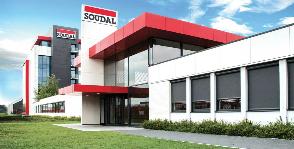 SOUDAL запускает строительство завода
