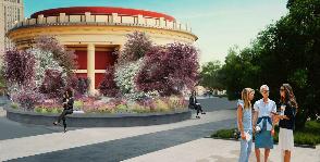 Фестиваль Цветочный джем объявил площадки, на которых появятся конкурсные сады