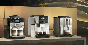 Интеллектуальные автоматические кофемашины Siemens