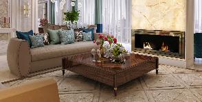 Новый проект в Казахстане с мебелью Francesco Pasi