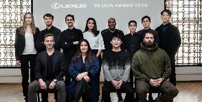 Гран-при LEXUS DESIGN AWARD 2020