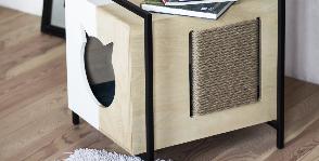 Домики для собак и кошек от российских дизайнеров