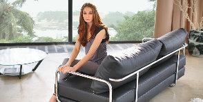 Раздваивающийся диван