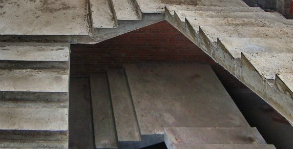 Шаг 6. Бетонные лестницы