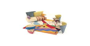 Мягкая мебель для детей: стили и конструкции
