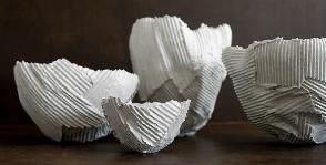«Бумажная» керамика