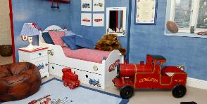 Детская комната по-английски