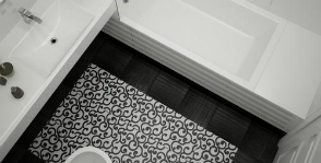 Маленькая ванная: сантехника