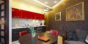 Идеи для стен кухни