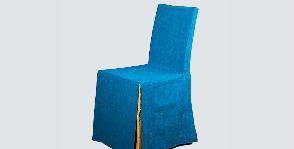 Шьем чехлы для стульев разной формы