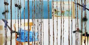 Шторы для детской в морском стиле