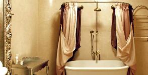 Что нужно знать о ванной в классическом стиле