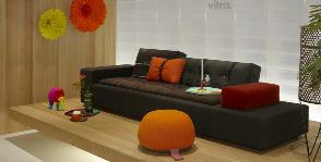 Домашняя коллекция Vitra в Милане