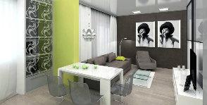 Как можно изменить однокомнатную квартиру?