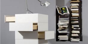 14 нестандартных способов хранения вещей