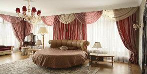 Идеальные шторы для спальни