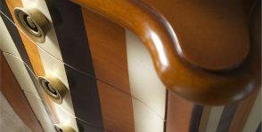Мебель: отделочные материалы