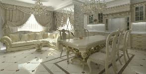 4-комнатная квартира в доме серии 121-Т1: проект Сергея Абрамова