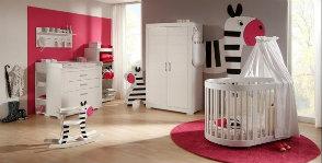 В каком стиле оформить детскую комнату?