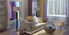 3-комнатная квартира в доме серии КОПЭ: проект Елены Пегасовой