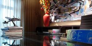 Чем украсить кабинет:10 простых идей