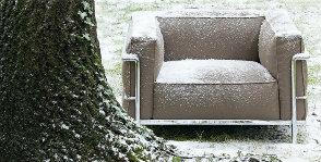 Какой бывает садовая мебель?