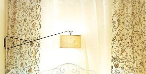 3 вида штор с простыми драпировками