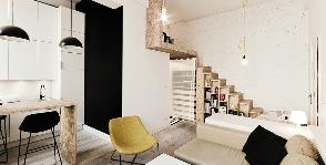 Вроцлав: квартира 29 кв.м