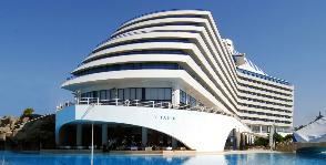 Отель-корабль