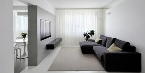 Если гостиная невелика: 12 идей по оформлению